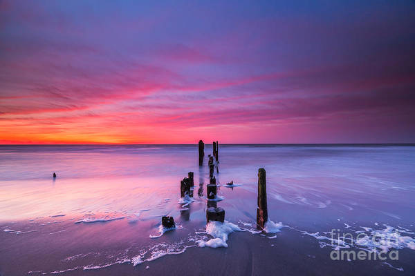 Reverse Wall Art - Photograph - Morning Suds by Michael Ver Sprill