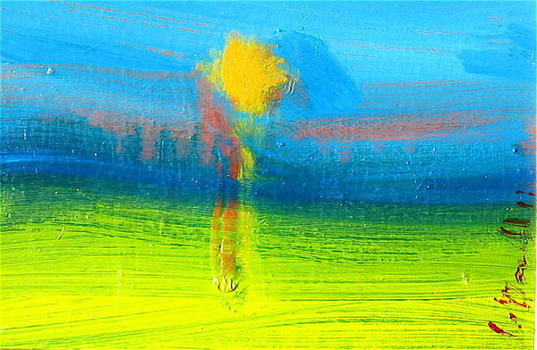 Painting - Morning Sun by Les Leffingwell