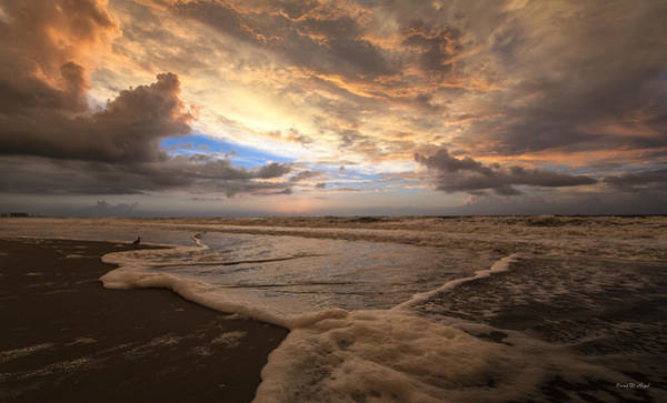Myrtle Beach Wall Art - Photograph - Morning Surf by Everet Regal