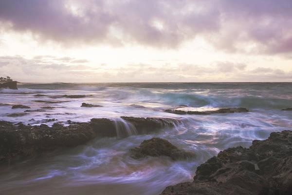 Sun Set Photograph - Morning Waves by Brian Harig