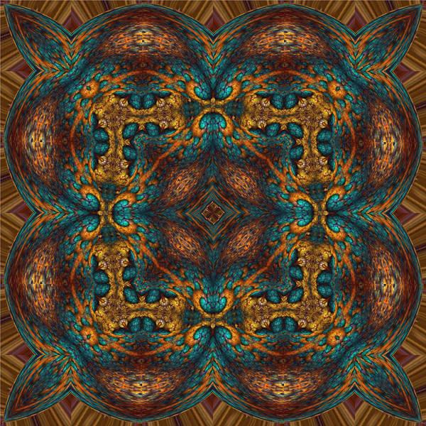 Digital Art - Moroccan Fantasy No 4 by Charmaine Zoe