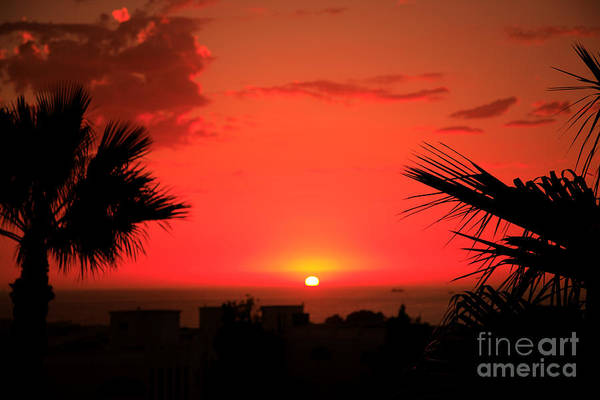 Photograph - Moroccan Sunset by Deborah Benbrook