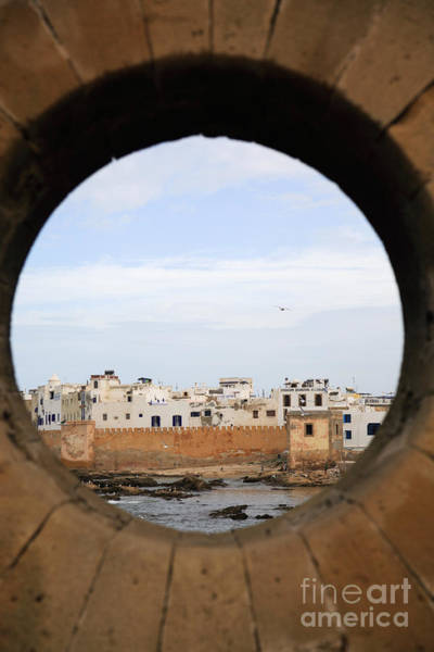 Photograph - Moroccan View by Deborah Benbrook