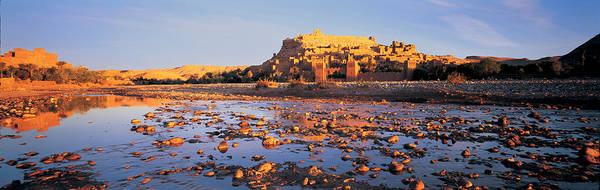 Ait Benhaddou Photograph - Morocco, Ait Benhaddou by Panoramic Images
