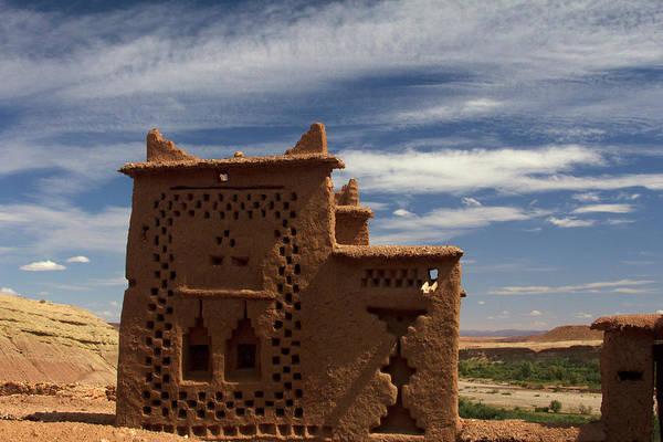Berber Wall Art - Photograph - Morocco, Ouarzazate by Kymri Wilt