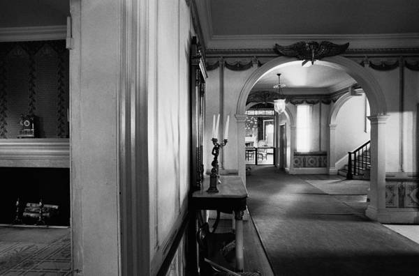Photograph - Morris Jumel Mansion by Dave Beckerman