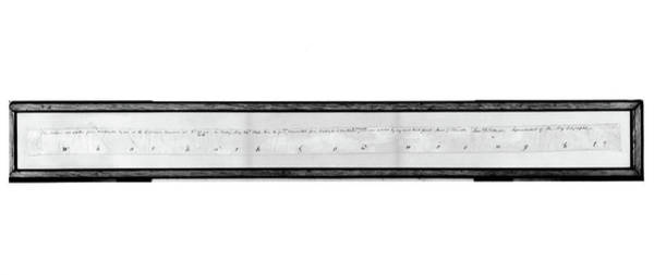 Wall Art - Painting - Morse Code First Message by Granger