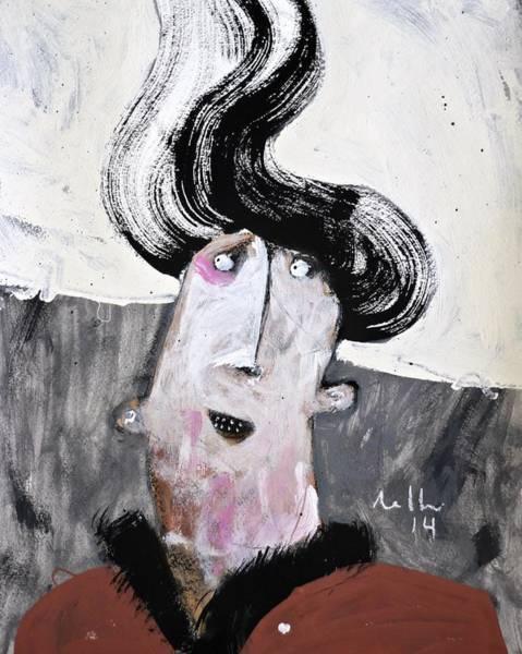 Prophet Painting - Mortalis No.22 by Mark M  Mellon