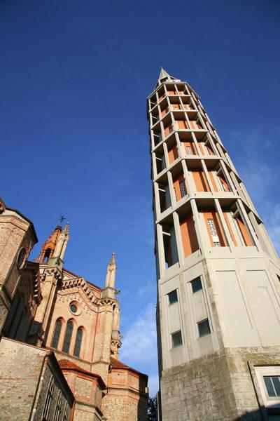Friuli Photograph - Mortegliano Church Chiesa Di by Max Paoli