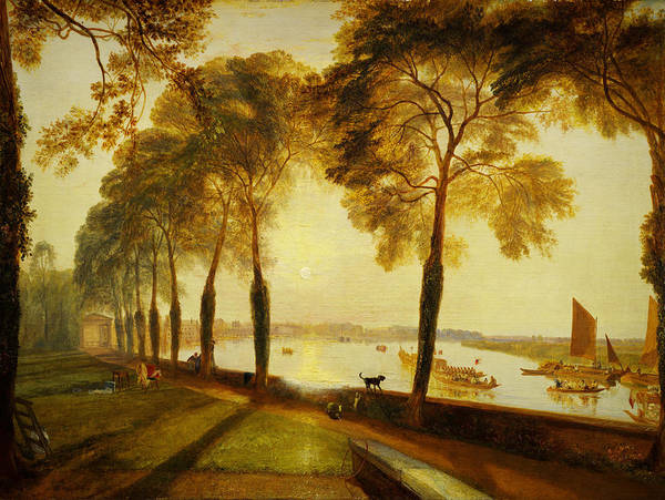 Painting - Mortlake Terrace by Celestial Images
