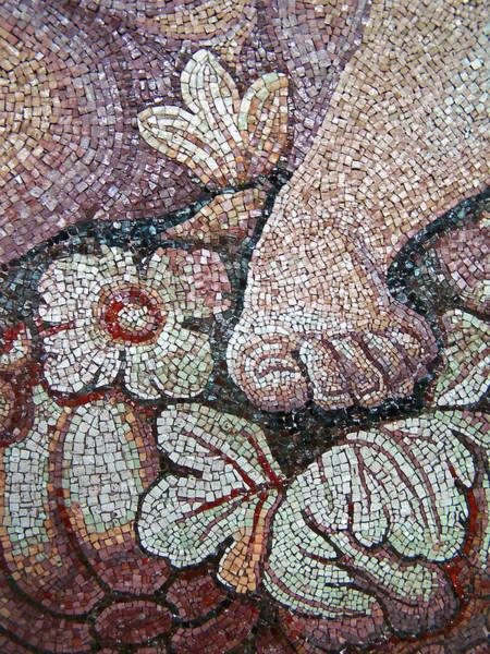 Photograph - Mosaic Art by Jennifer Robin