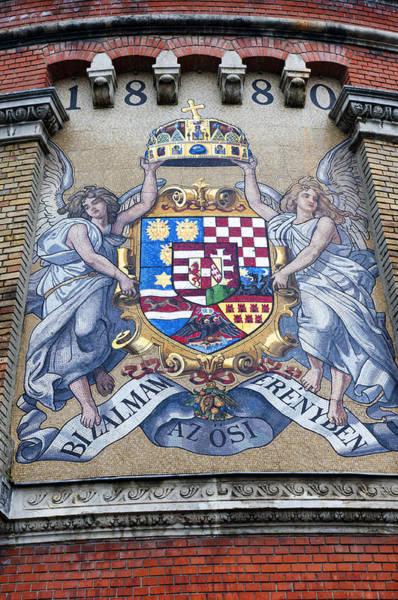 Photograph - Mosaic On Royal Palace by Brenda Kean