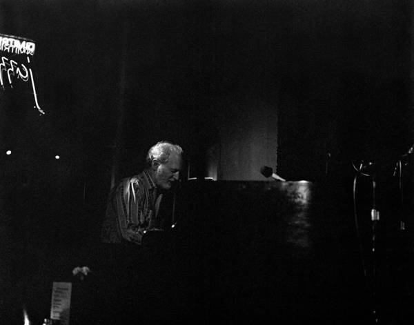 Photograph - Mose Allison 1 by Lee Santa