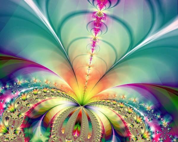 Elation Digital Art - Moses Descending by Kenneth Keller