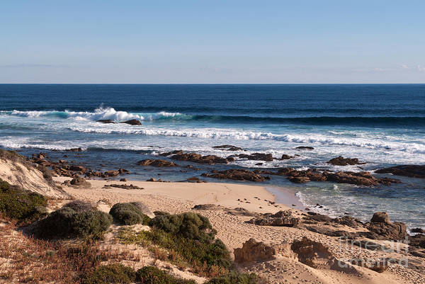 Photograph - Moses Rock Beach 01 by Rick Piper Photography