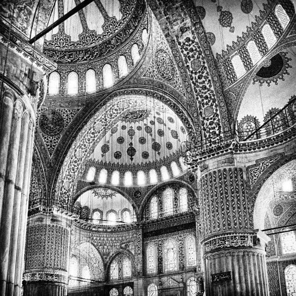 Romantic Wall Art - Photograph - Mosque by Ernesto Cinquepalmi