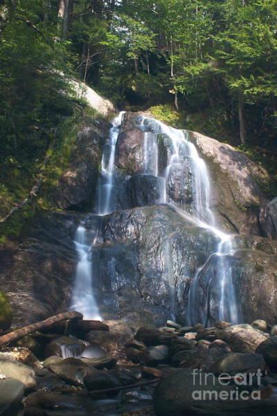 Photograph - Moss Glen Falls by Amazing Jules