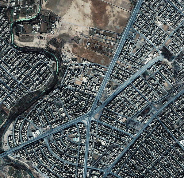 Iraqi Photograph - Mosul by Geoeye/science Photo Library