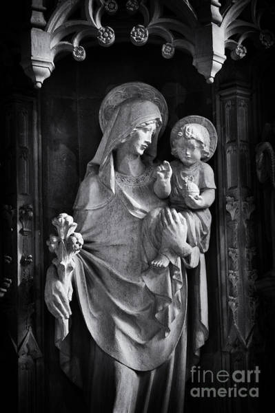 Madonna Photograph - Mother And Child by Tim Gainey