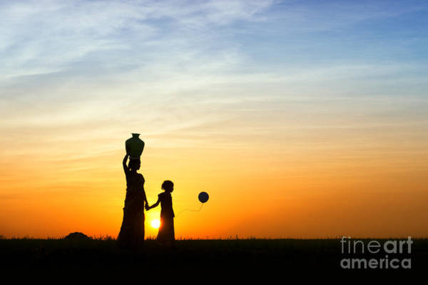 Wall Art - Photograph - Mother And Daughter by Tim Gainey