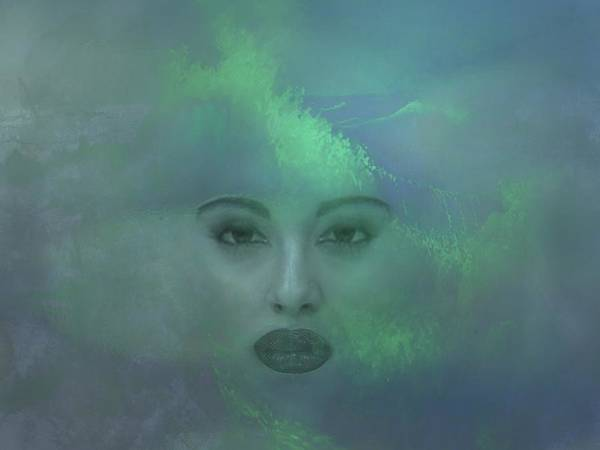 Mother Earth Digital Art - Mother Nature by Louis Ferreira