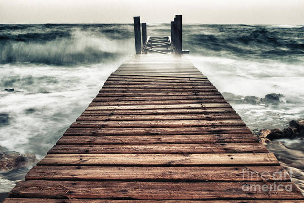 Cyclone Wall Art - Photograph - Mother Nature by Stelios Kleanthous