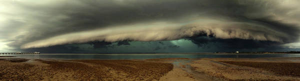 Storm Photograph - Mother Natures Revenge by Mel Brackstone