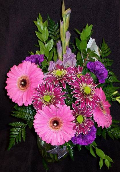 Photograph - Mother's Day Bouquet by Sharon Duguay
