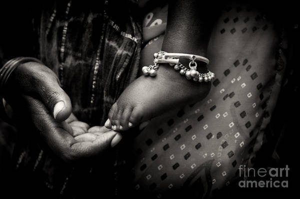 Daughter Photograph - Mothers Love by Tim Gainey