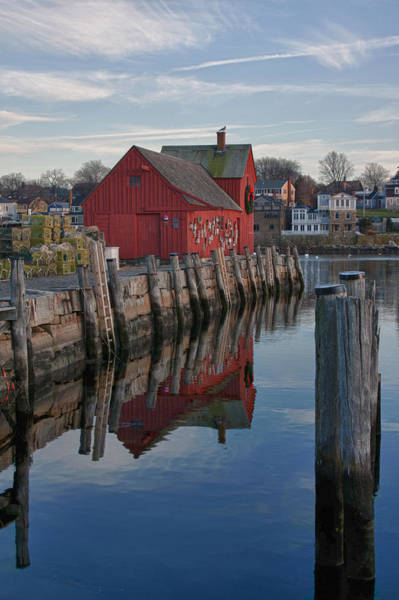 Photograph - Motif Reflections by Jeff Folger