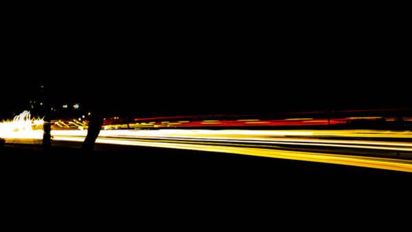 Photograph - Motion by Jeff Mize