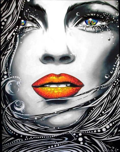 Wall Art - Mixed Media - Motley by Alicia Hayes