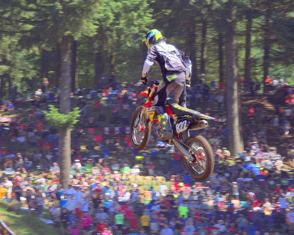 Washougal Photograph - Motocross #2 by Brian McCullough