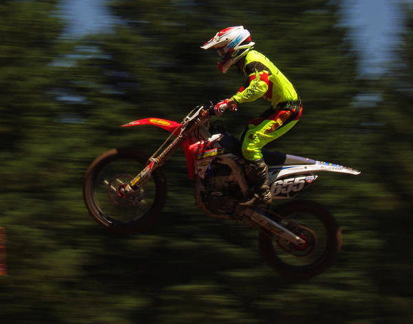 Washougal Photograph - Motocross #5 by Brian McCullough
