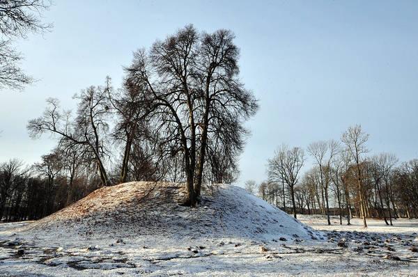 Photograph - Mound Of The Past by Randi Grace Nilsberg