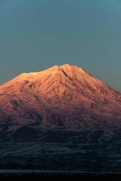 Wall Art - Photograph - Mount Ararat, Dogubayazit, Eastern by Guillem Lopez