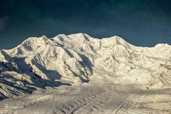 Photograph - Mount Blackburn by Fred Denner