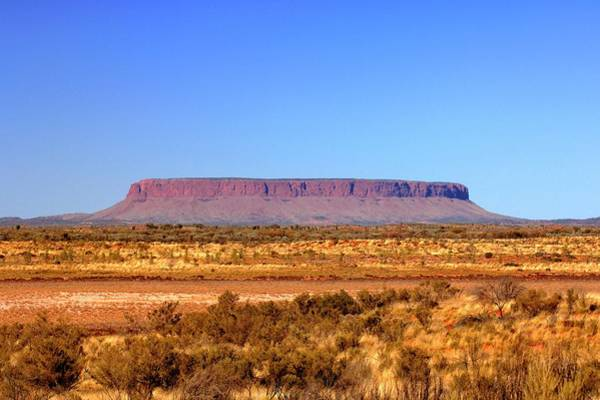Physical Geography Photograph - Mount Conner by Bildagentur-online/mcphoto-schulz