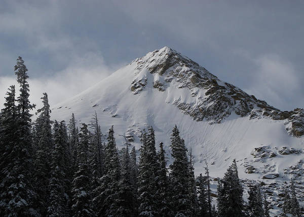 Photograph - Mount Crested Butte 3 by Raymond Salani III