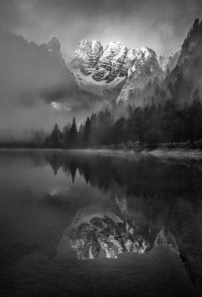 Donald Photograph - Mount Crystal by Donald Luo