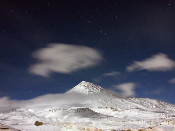 Photograph - Mount Damavand by Babak Tafreshi