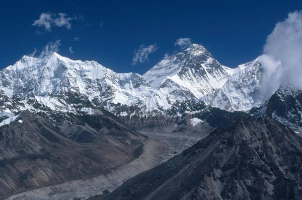 Wall Art - Photograph - Mount Everest, Nepal by Alison Wright