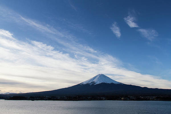 Photograph - Mount Fuji View From Lake Kawaguchiko by Lluís Vinagre - World Photography