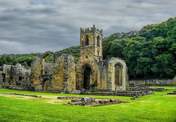 Carthusian Photograph - Mount Grace Priory by Trevor Kersley