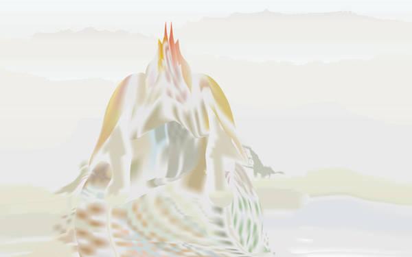 Digital Art - Mount Helm by Kevin McLaughlin