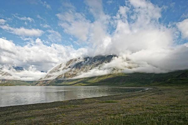 Photograph - Mount Kaputyat by Ben Shields