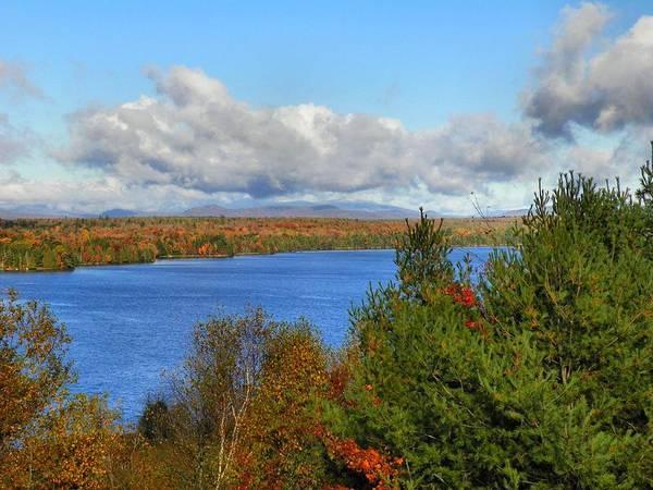 Wall Art - Photograph - Mount Katahdin Autumn 18 by Gene Cyr