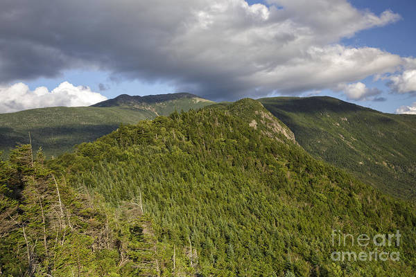 Franconia Notch State Park Photograph - Mount Lafayette - White Mountains New Hampshire by Erin Paul Donovan