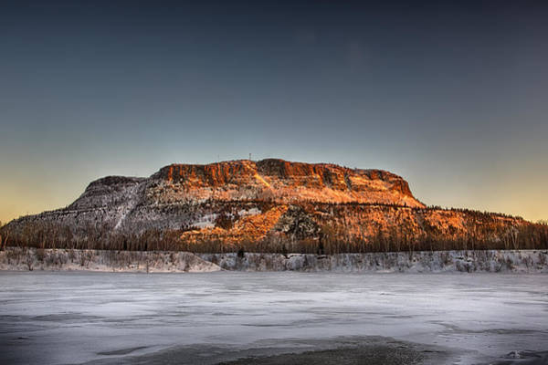 Canon Eos 6d Photograph - Mount Mckay by Jakub Sisak