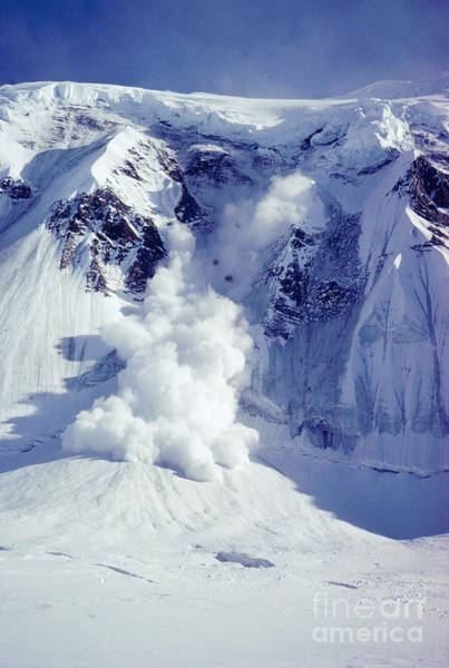 Photograph - Mount Mckinley by William W Bacon III